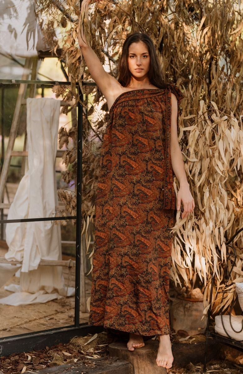 Turmeric Dress